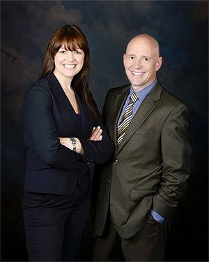 Angela McIlveen & Sean McIlveen, Founders