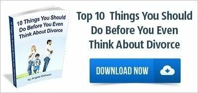10 things to do before divorce