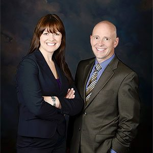 Charlotte Family Law Attorneys Angela McIlveen and Sean McIlveen