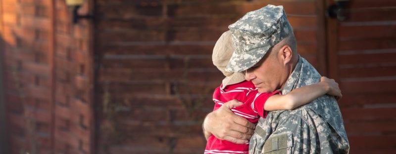 Custody Arrangements for a Military Parent