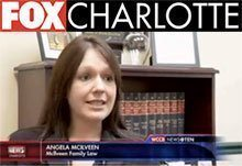 Angela McIlveen on Fox Charlotte