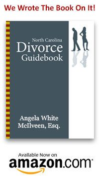 NC divorce guidebook