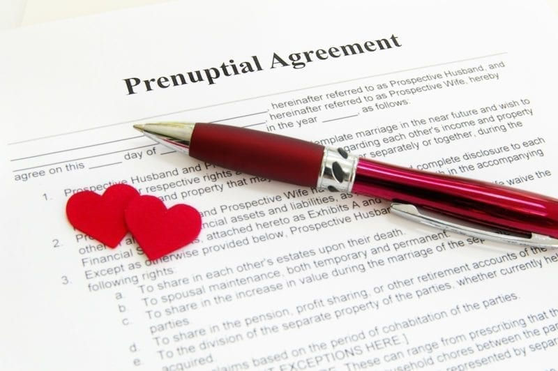 Prenuptial Agreements Protection Mcilveen Family Law Firm