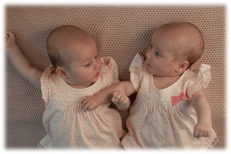 Twins from IVF