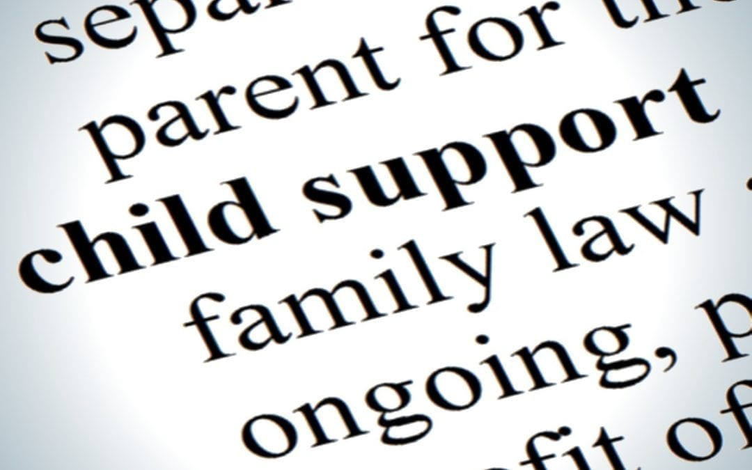 NC Child Support Forms