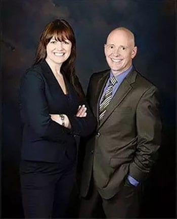 Divorce Lawyers, Angela McIlveen and Sean McIlveen, Founders
